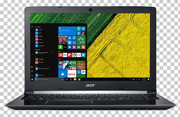 Laptop Acer Aspire Intel Core I5 PNG, Clipart, Acer, Acer Aspire, Acer Aspire 5 A51551g515j 1560, Acer Swift, Computer Free PNG Download