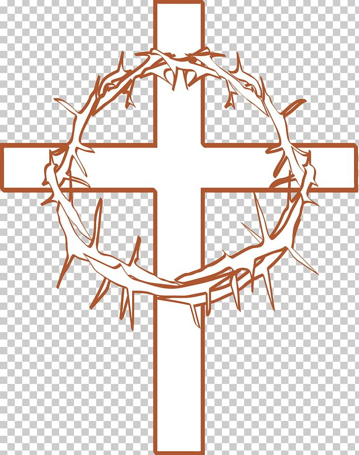 Calvary Crown Of Thorns Cross And Crown Christian Cross PNG, Clipart, Calvary, Christian Cross, Church, Circle, Clip Art Free PNG Download