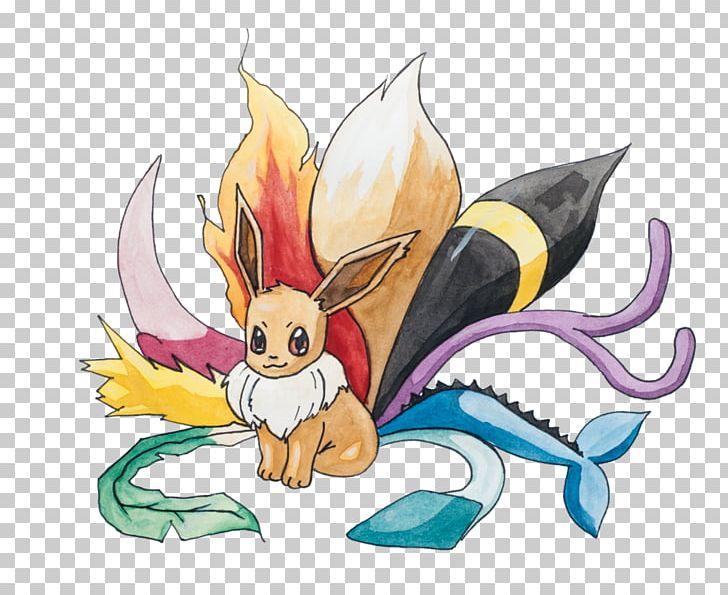 Nine-tailed Fox Eevee Pokémon Vaporeon Ninetales PNG