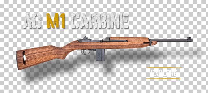 Assault Rifle Firearm Thompson Submachine Gun M1 Carbine PNG