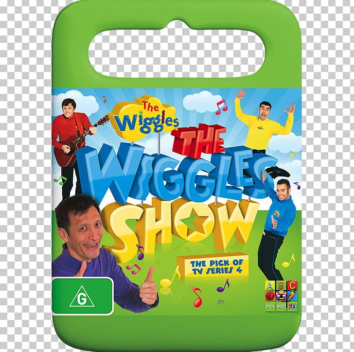 The Wiggles Television Show Film DVD PNG, Clipart, Anthony Field
