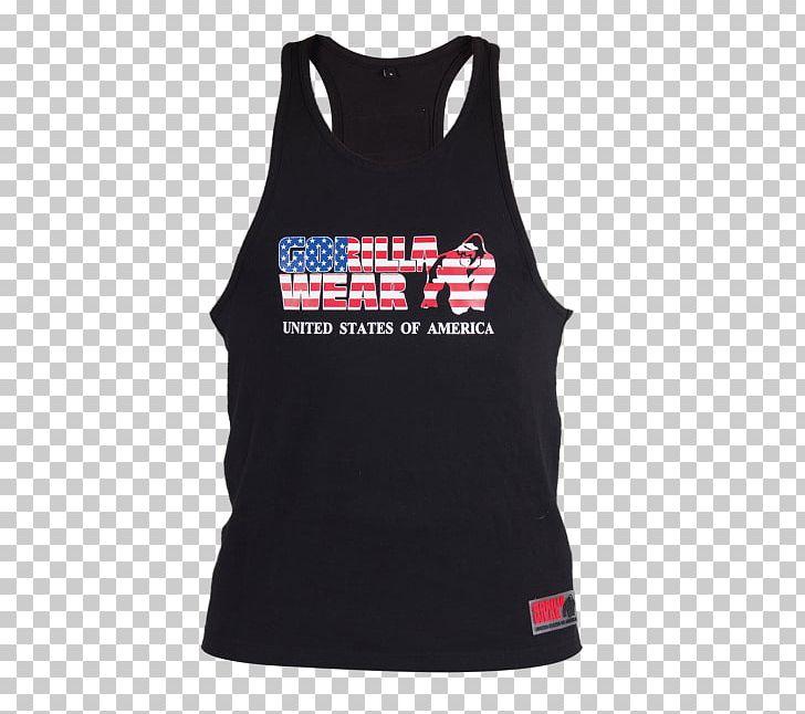 0a3d7663 T-shirt Hoodie Sleeveless Shirt Clothing Top PNG, Clipart, Active Shirt,  Active Tank, Black, Brand, Clothing ...