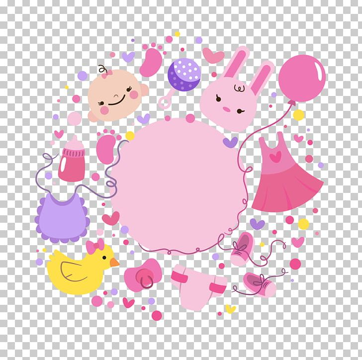 Baby Shower Party Birthday Greeting Card PNG Clipart Apparel Care Invitation Free