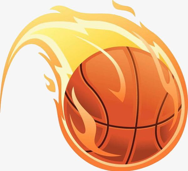 Basketball Flame PNG, Clipart, Ball, Basketball, Basketball Clipart, Basketball Clipart, Burning Free PNG Download
