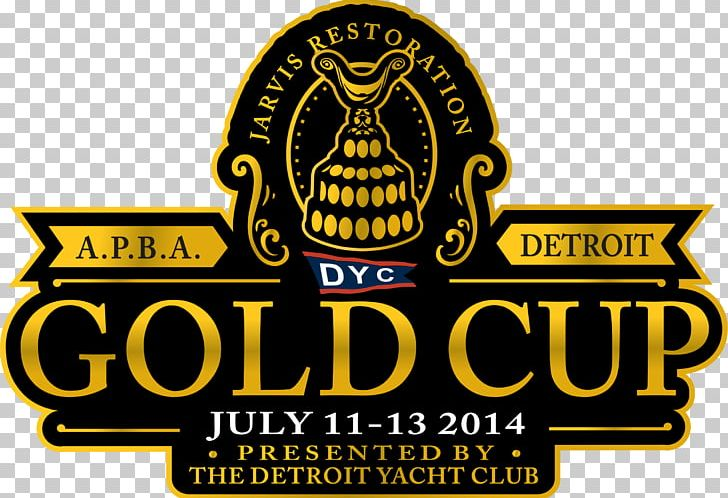 Detroit River UAW-GM Spirit Of Detroit Hydrofest Logo APBA Gold Cup