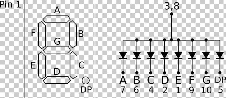 [SCHEMATICS_48IU]  Seven-segment Display Pinout LED Display Datasheet Wiring Diagram PNG,  Clipart, Angle, Area, Binary Decoder, Black | Led Sign Wiring Diagram |  | IMGBIN.com