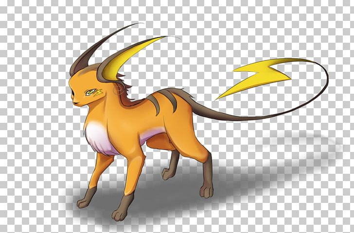 Raichu Pokémon Character Anime Fan Art Png Clipart Animal