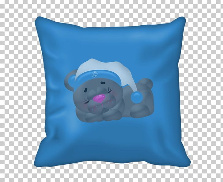 Cushion Throw Pillow Pizza Food Png Clipart Bear Bed Blue Blue Abstract Blue Abstracts Free Png