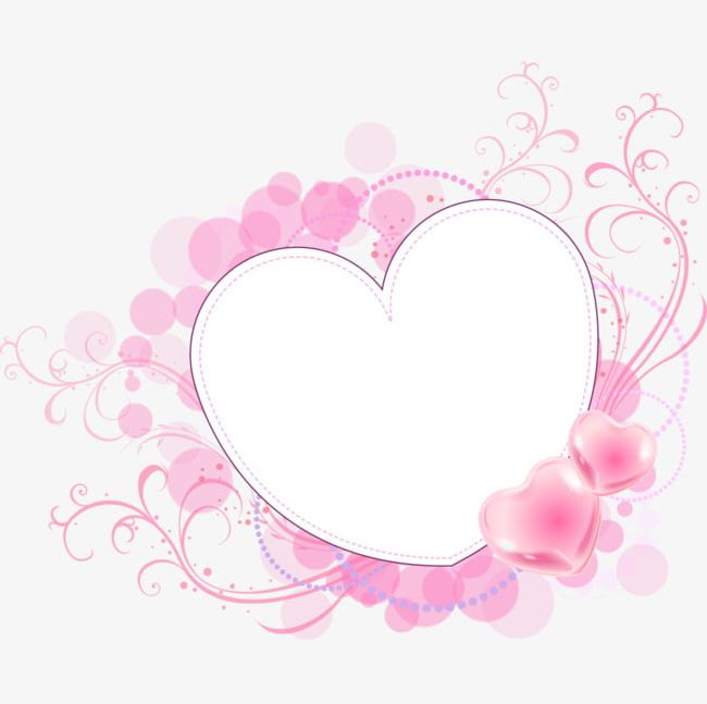 Love Border PNG, Clipart, Frame, Love, Love Pink, Pink Free