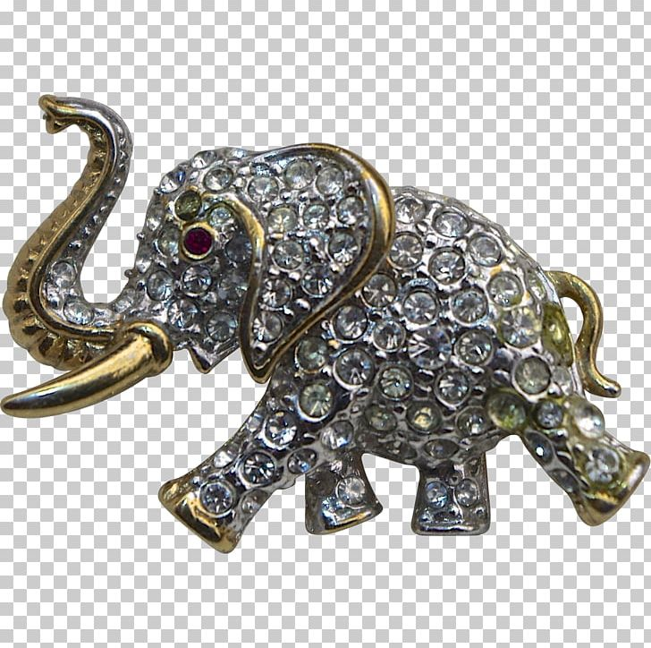 Brooch Imitation Gemstones & Rhinestones Jewellery Swarovski AG Gold