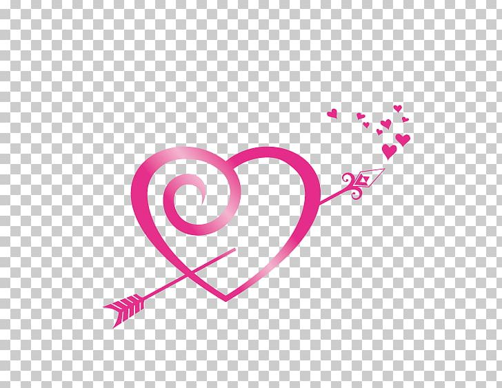 Valentine's Day Heart Gift Illustration PNG, Clipart, Arrow, Arrows, Circle, Cupid, Decorative Patterns Free PNG Download
