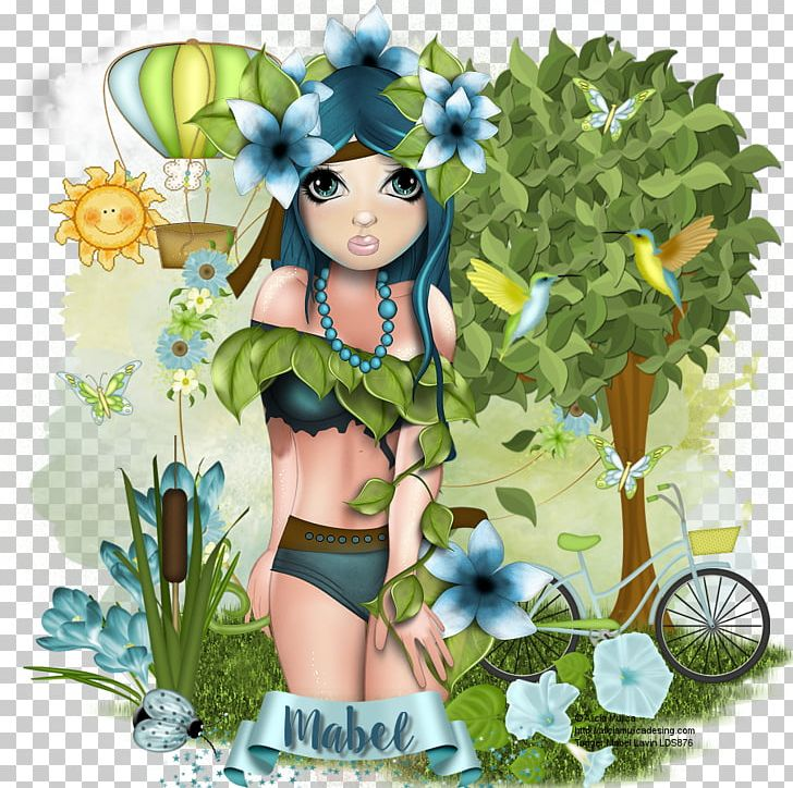 Floral Design Fairy Desktop PNG, Clipart, Alicia, Anime, Art, Bello, Computer Free PNG Download
