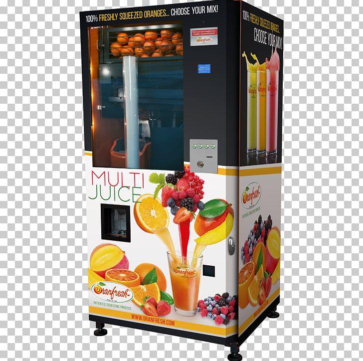 Orange Juice Vending Machines Drink Apple Juice Png Clipart