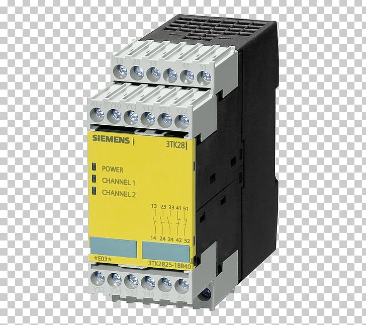Safety Relay Wiring Diagram Information