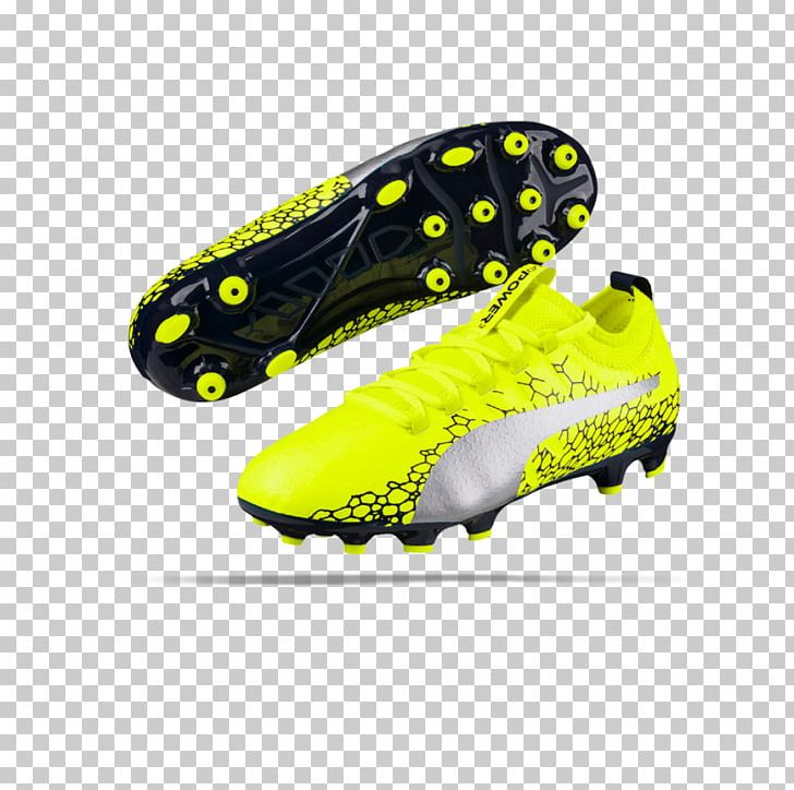 Puma Mens Evopower Vigor 3 Graphic Ag Football Boots