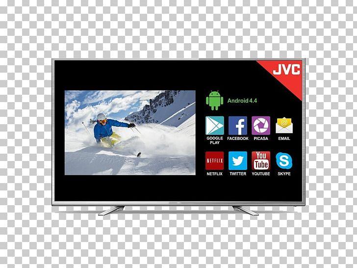 LED-backlit LCD Smart TV 1080p High-definition Television