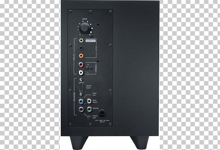 Logitech Z506 5 1 Surround Sound Loudspeaker Computer