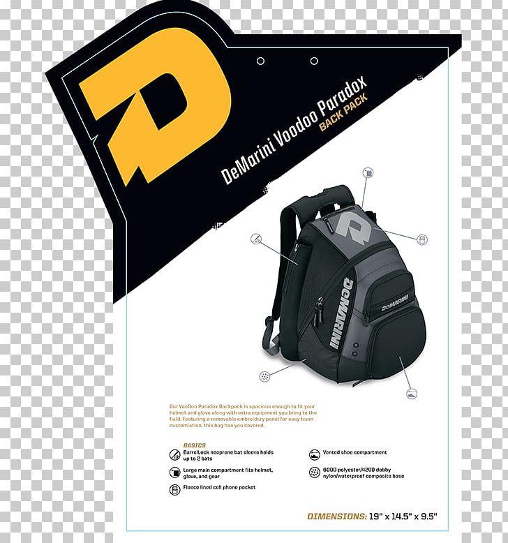 Demarini Voodoo Paradox Backpack Baseball Bats DeMarini 2014