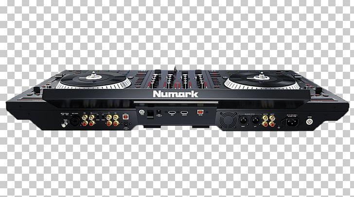 Numark NS7 III Disc Jockey DJ Controller Numark NS7III PNG