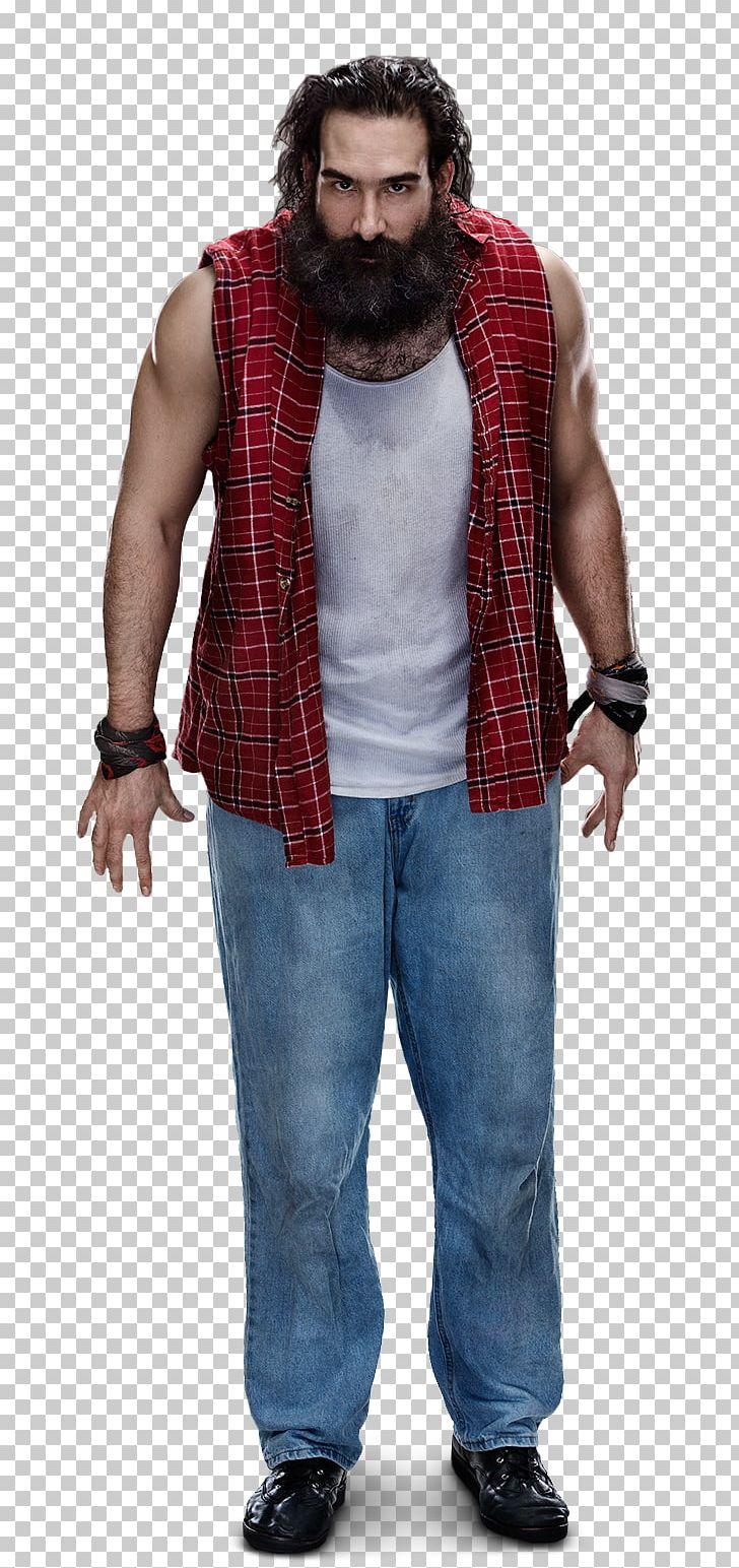 Luke Harper WWE Superstars WWE Intercontinental Championship