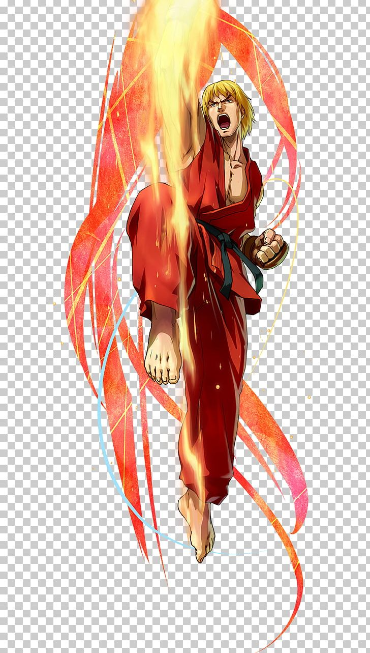 Ken Masters Project X Zone 2 Ryu Street Fighter Iv Png Clipart