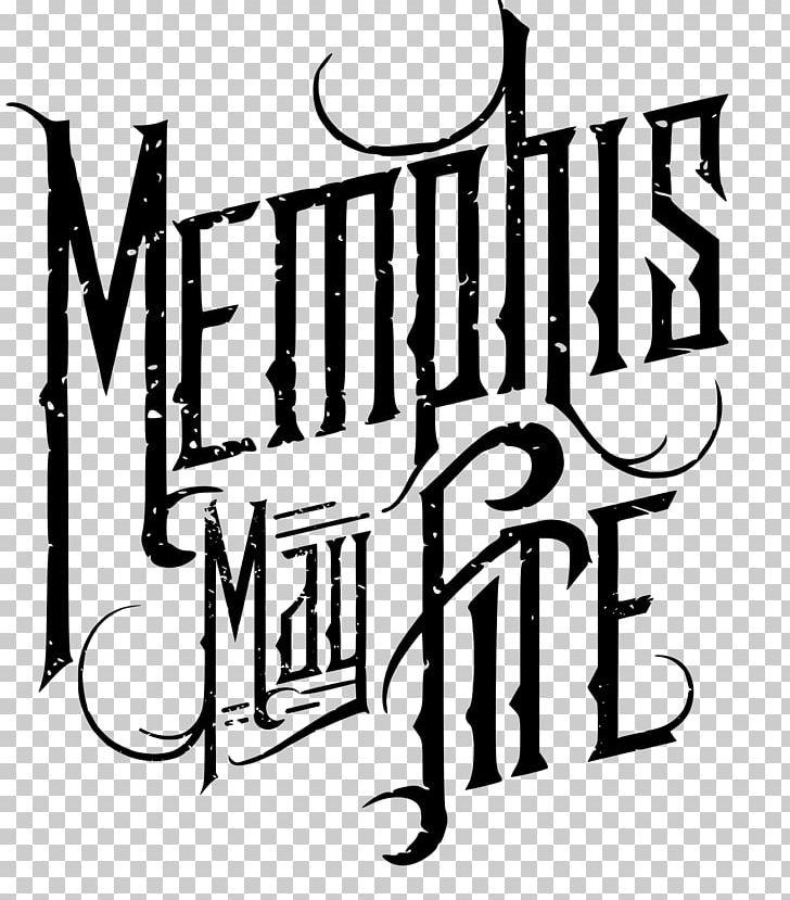 Memphis May Fire Logo Metalcore Vessels Png Clipart Art