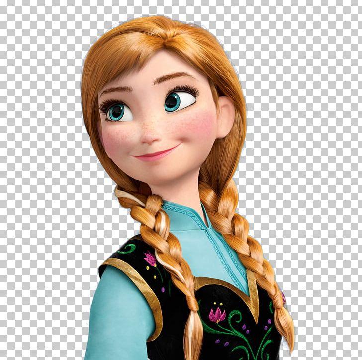 Frozen: Olafs Quest Elsa Anna Kristoff PNG, Clipart, Anna, Brown Hair, Doll, Elsa, Figurine Free PNG Download