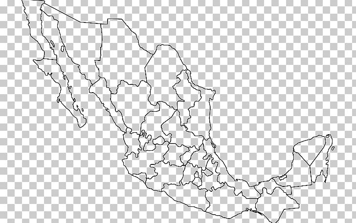 Mexico Blank Map United States Of America World Map PNG, Clipart ...