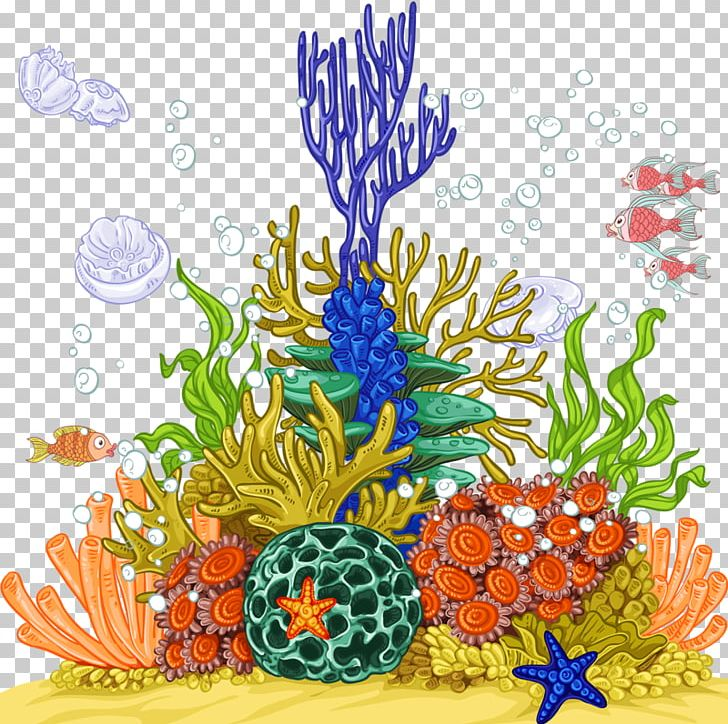 Jellyfish Coral Reef Sea Anemone PNG, Clipart, Alcyonacea, Algae, Aquarium Decor, Art, Coral Free PNG Download
