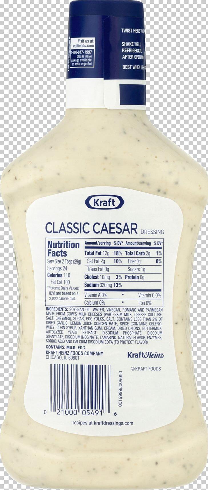 Caesar Salad Kraft Foods Salad Dressing