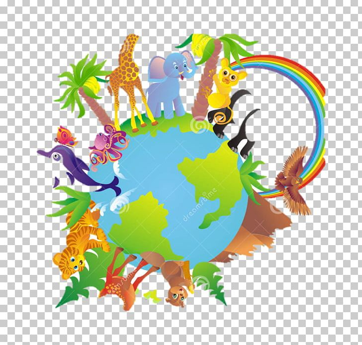 Illustration Earth Drawing Animal Photography PNG, Clipart