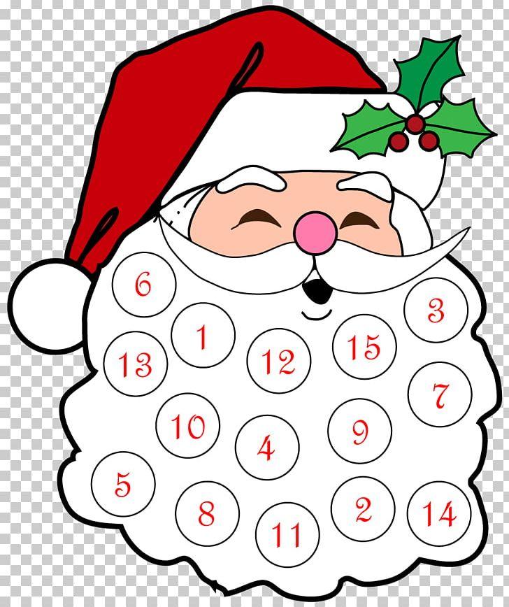 Santa Claus Christmas Tree Advent Calendars Christmas Ornament PNG, Clipart, Academy, Advent Calendars, Area, Art, Calendar Free PNG Download