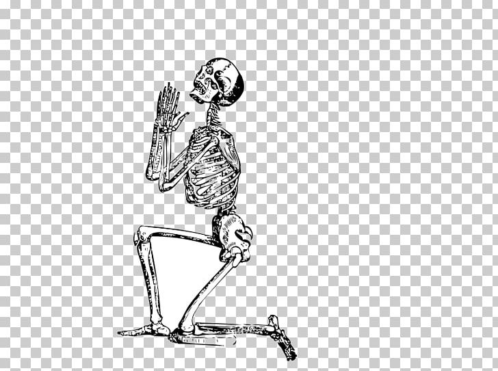 de6ad85f1 Human Skeleton Prayer PNG, Clipart, Black, Black And White, Bone, Border  Frame, Brand Free PNG Download