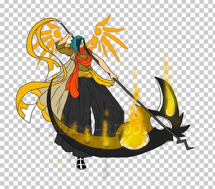 Kenpachi Zaraki Ikkaku Madarame Bleach Png Clipart Art Artist Bleach Costume Design Deviantart Free Png Download