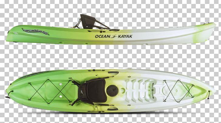 Ocean Kayak Scrambler 11 Ocean Kayak Trident 11 Angler