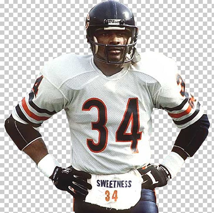 the latest c2b4b e98a3 Walter Payton Chicago Bears NFL Athlete Running Back PNG ...