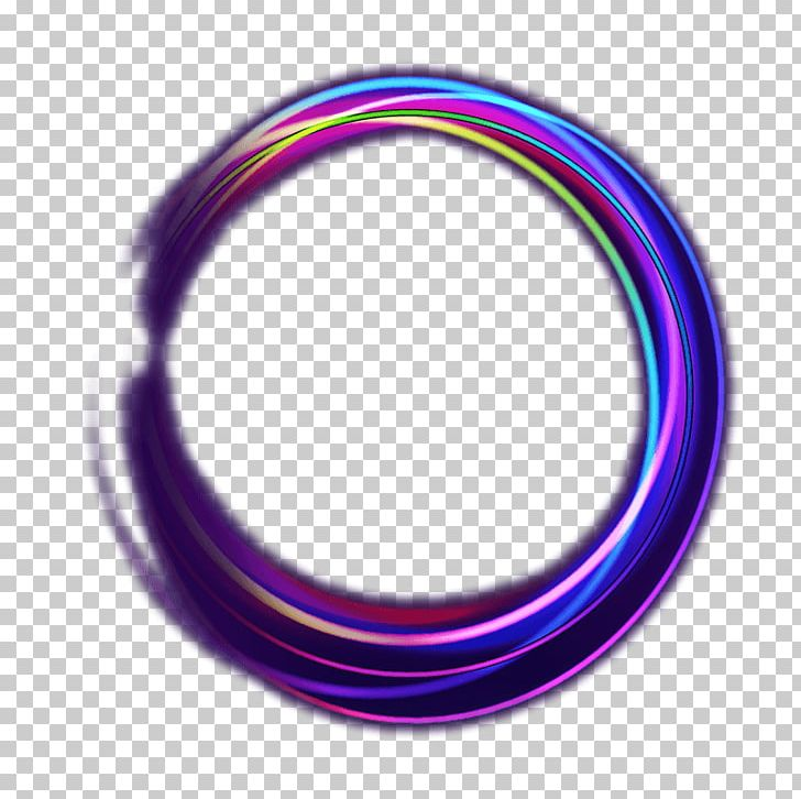 Circle Light Neon Sign PNG, Clipart, Body Jewelry, Circle