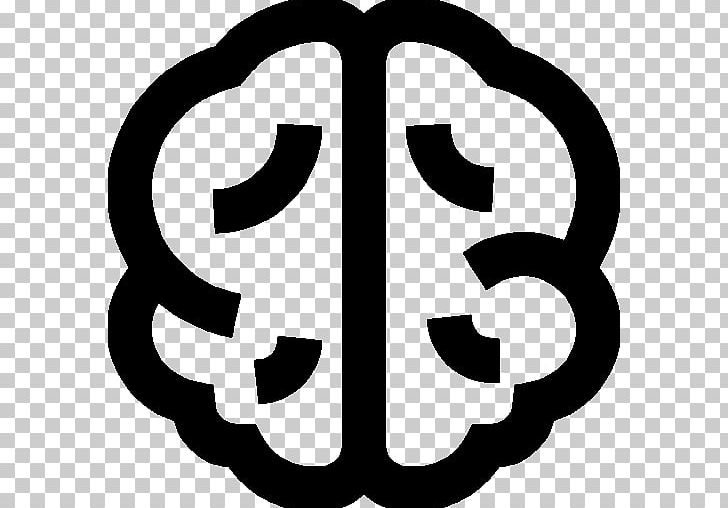 Brain Computer Icons Cerebral Hemisphere PNG, Clipart, Black And White, Brain, Brain Icon, Cerebral Hemisphere, Circle Free PNG Download
