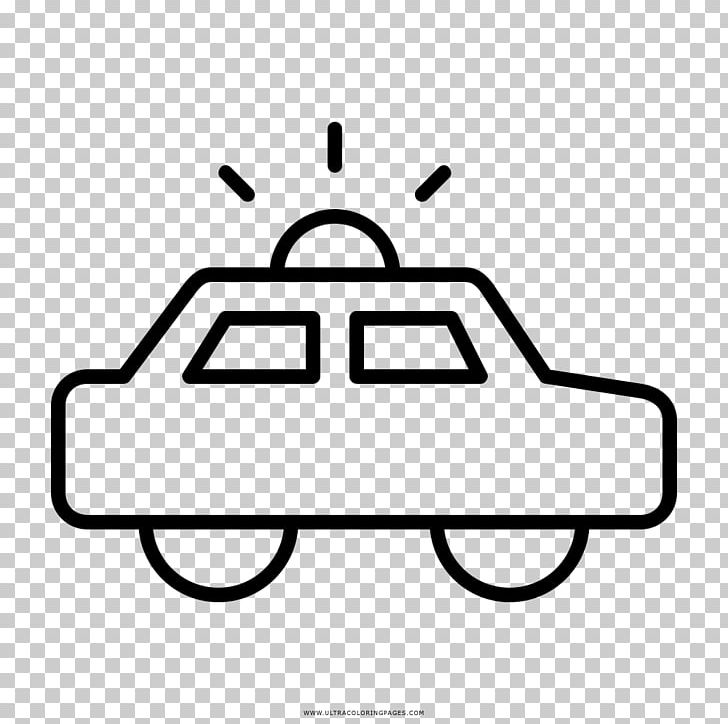 Police Car Drawing Police Car Png Clipart Angle Area Black