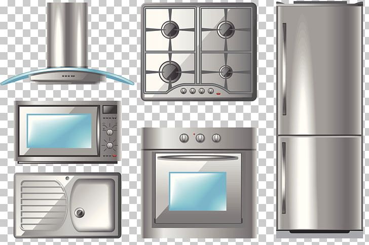 Kitchen Home Appliance Exhaust Hood Illustration Png