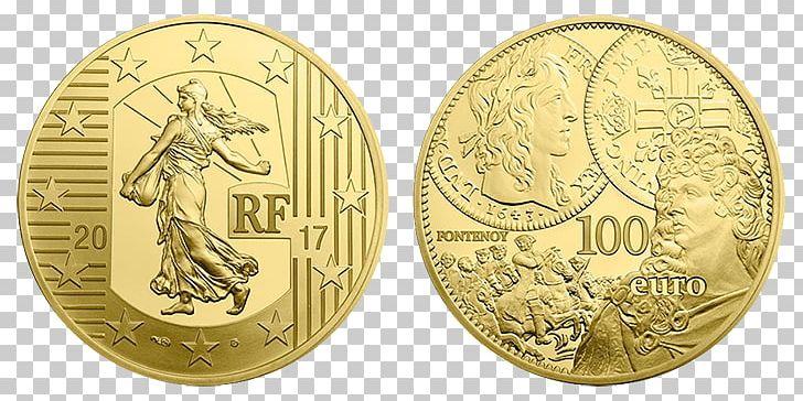 Gold Coin Gold Coin Monnaie De Paris Silver PNG, Clipart,  Free PNG Download