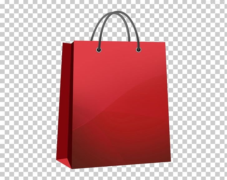 Shopping Bag Red Tote Bag PNG, Clipart, Bag, Brand, Computer Icons, Connect, Easy Free PNG Download