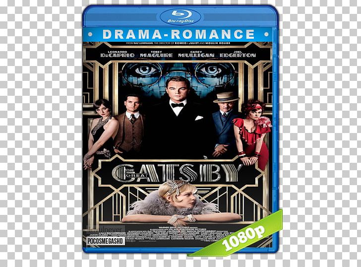 Jay Gatsby The Great Gatsby Film Director Poster PNG