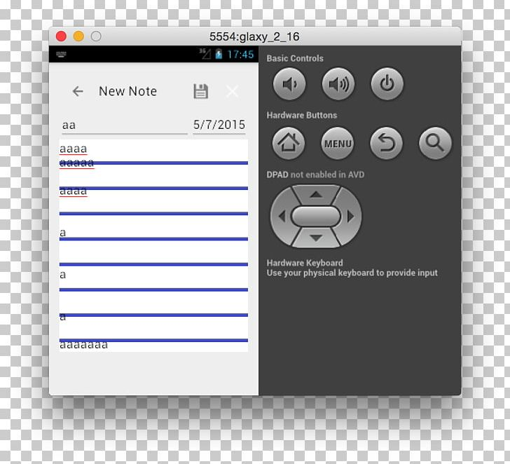 Nook Color Android Software Development Emulator PNG, Clipart