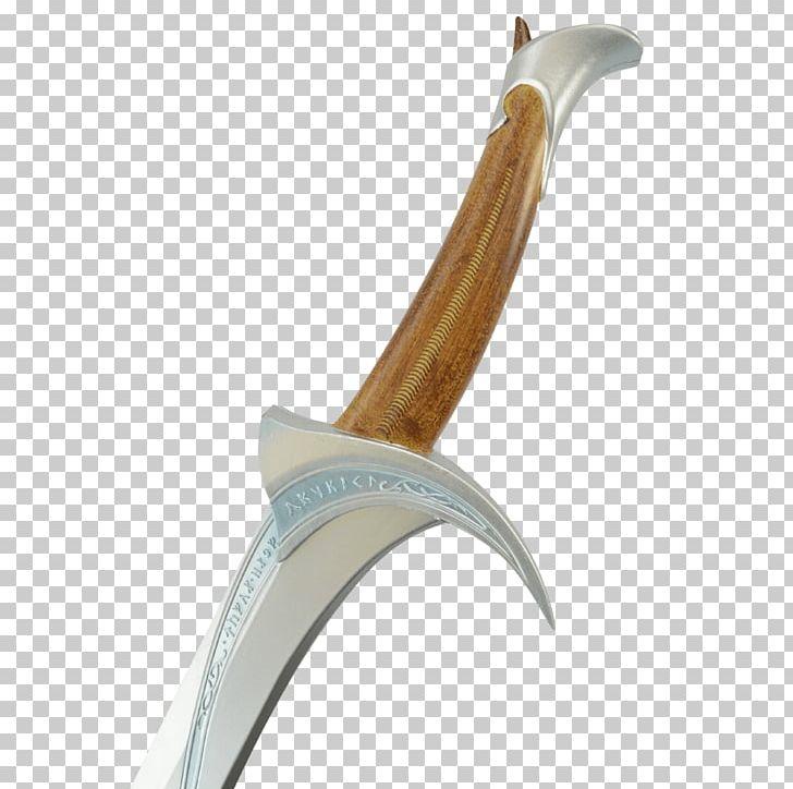 Thorin Oakenshield Dagger The Hobbit Goblin Foam Larp Swords