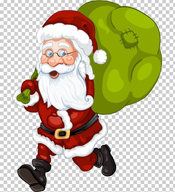 Santa Claus Christmas Card Gift PNG, Clipart, Christmas, Christmas Card, Christmas Decoration, Christmas Ornament, Christmas Tree Free PNG Download