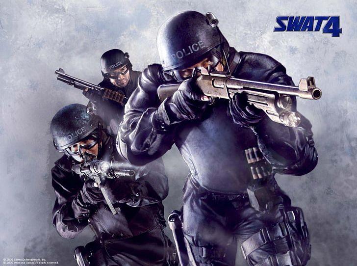 swat 4 video game
