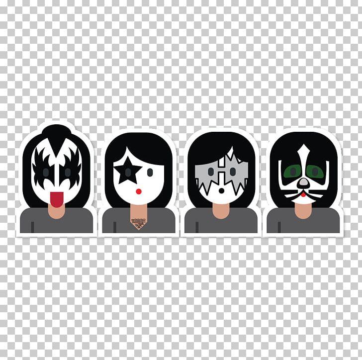 Musician Musical Ensemble Emoji Black Veil Brides PNG