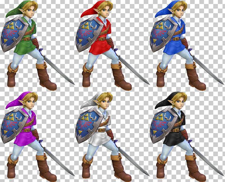 The Legend Of Zelda: Ocarina Of Time Link Project M Super