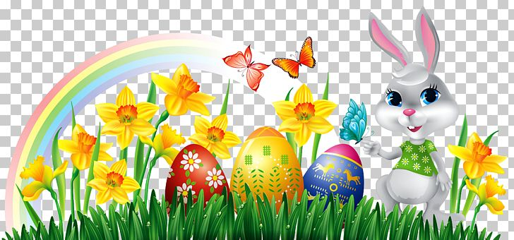 Easter Bunny Stock Photography PNG, Clipart, Blog, Clip Art, Computer Wallpaper, Daffodils, Easter Free PNG Download